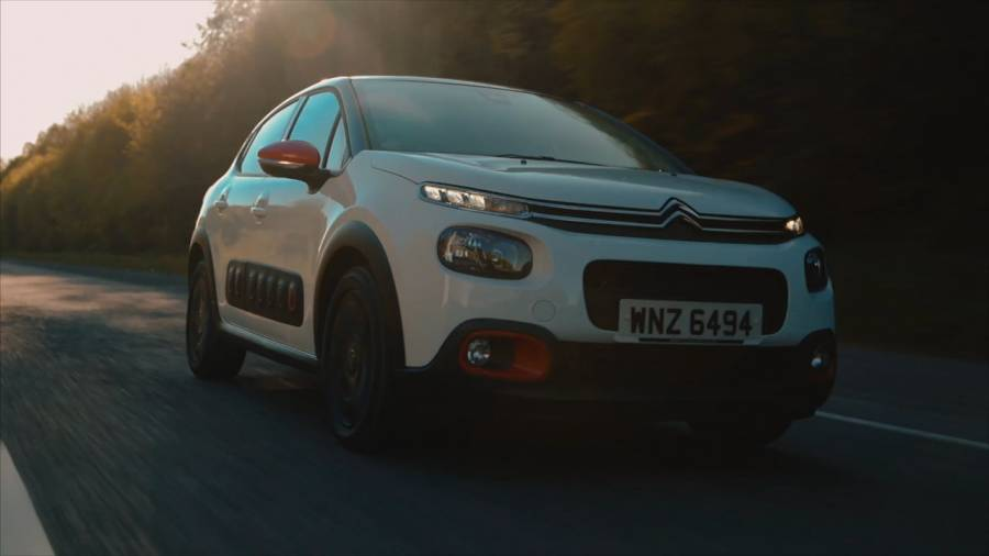 Citroen TV Advert Northern Ireland